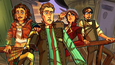Серии Tales from The Borderlands выйдут на диске